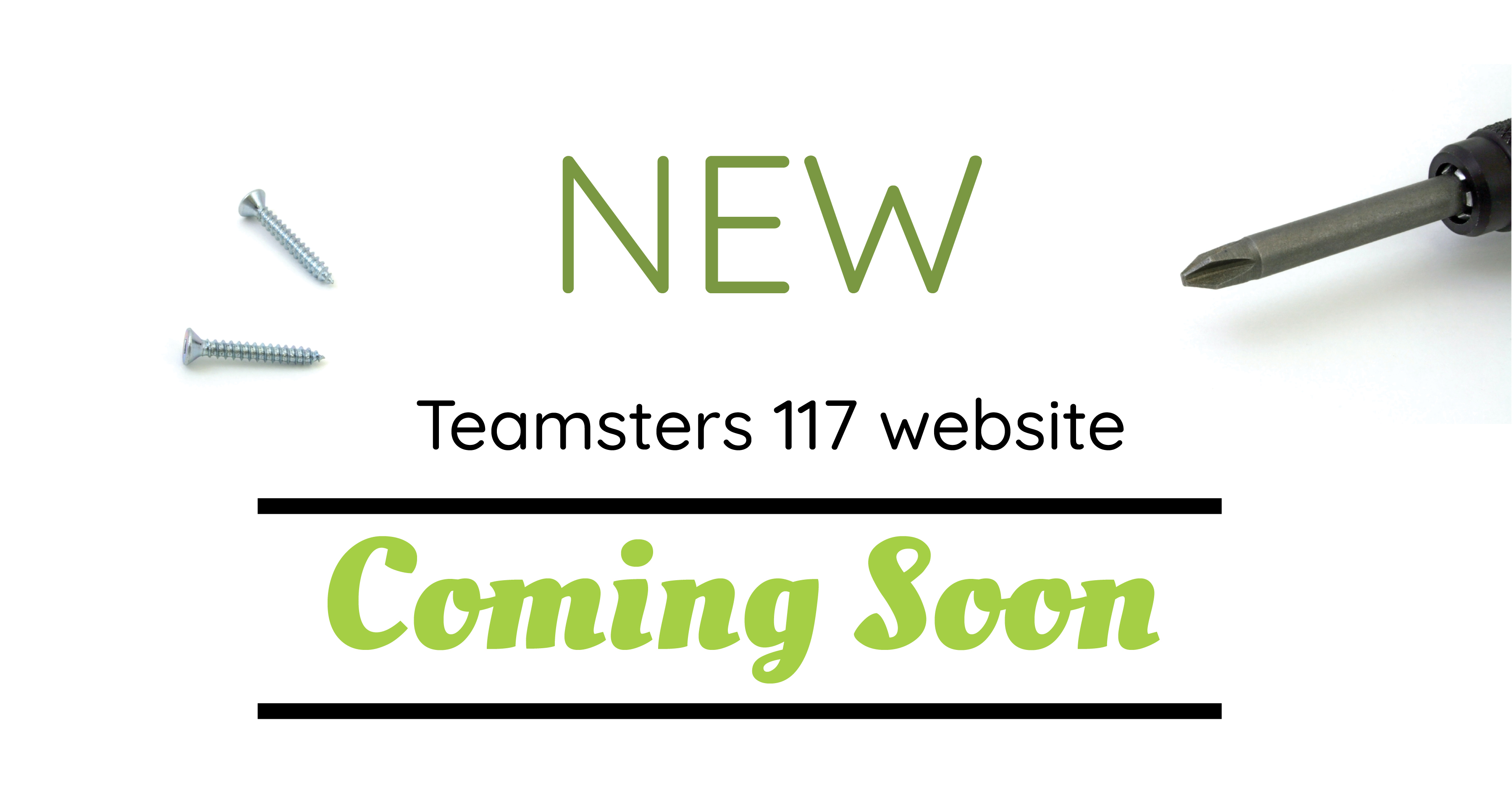 We'll be launching our new site soon - stay tuned!