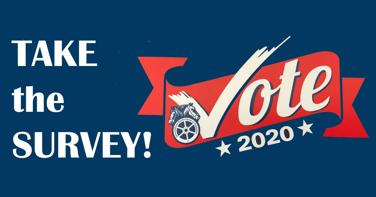 Take the Survey! Help identify important issues ahead of 2020 election Image