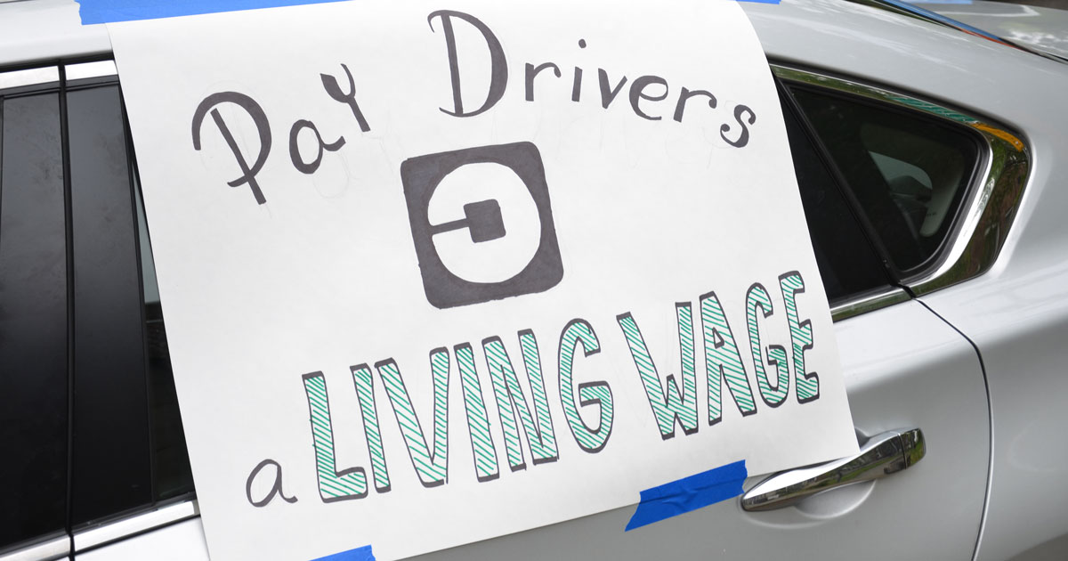 Seattle drivers support proposal to raise pay and address unwarranted deactivations Image