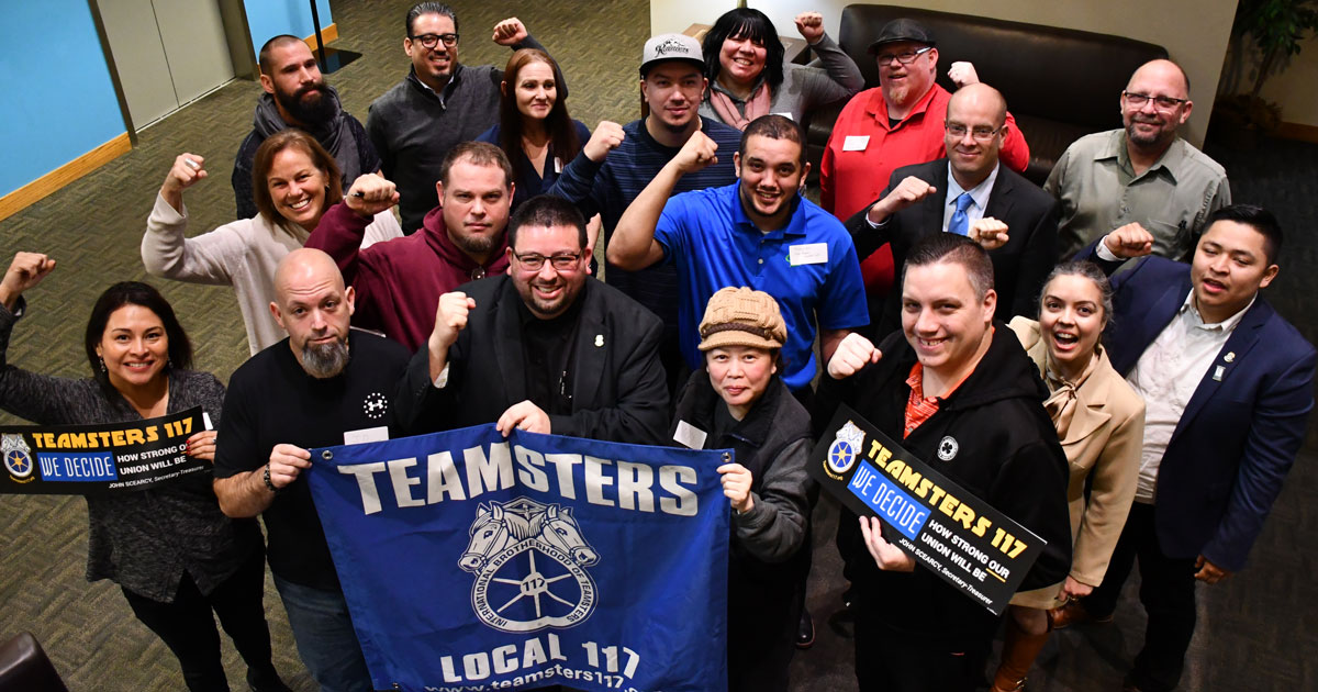 Teamsters achieve fully-recommended contract offer for over 1700 employees at Maverick Gaming Image