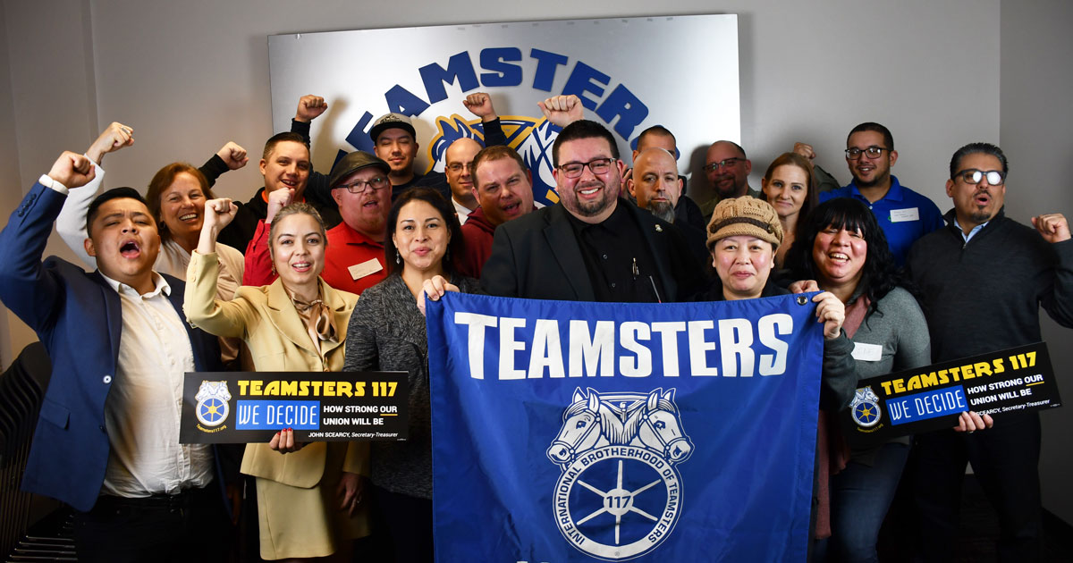 Contract vote meetings for Teamsters at Maverick - schedule here! Image
