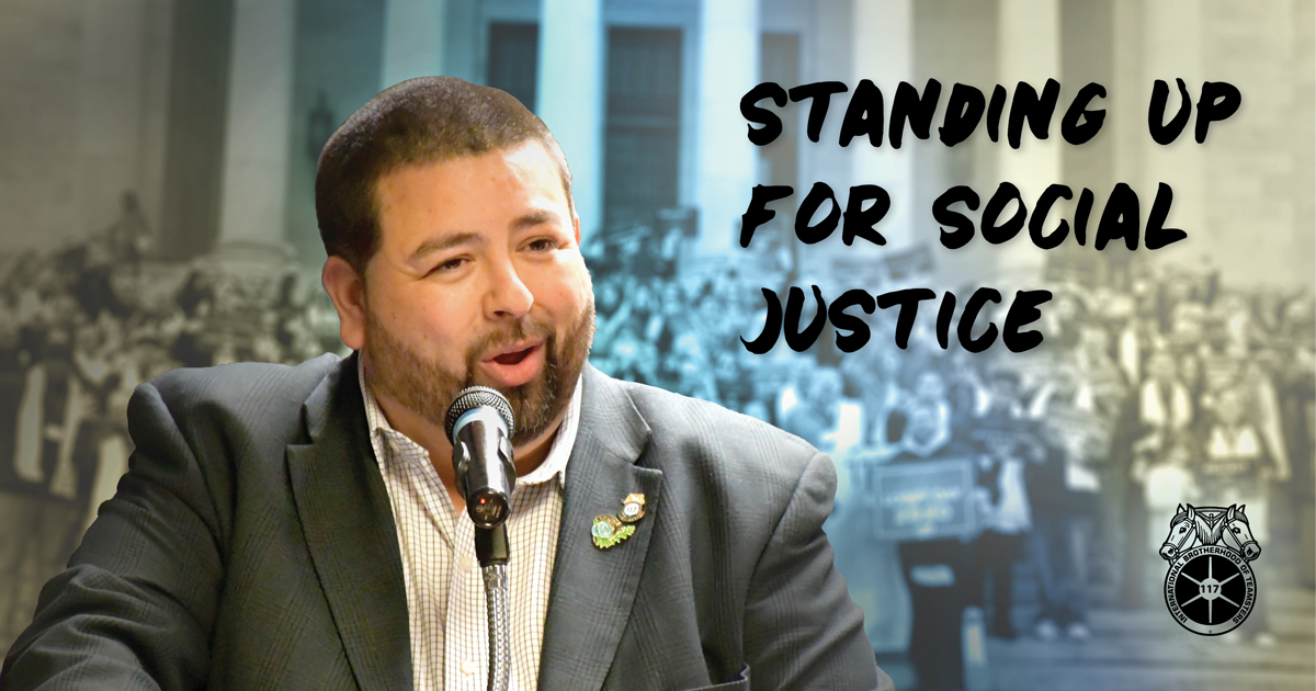 ST Message: Fighting racism and standing up for social justice Image