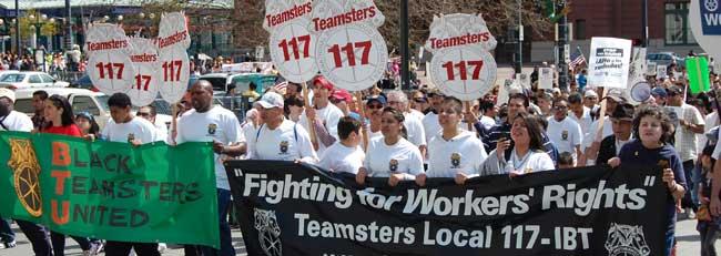 Job Opportunities - Teamsters 117