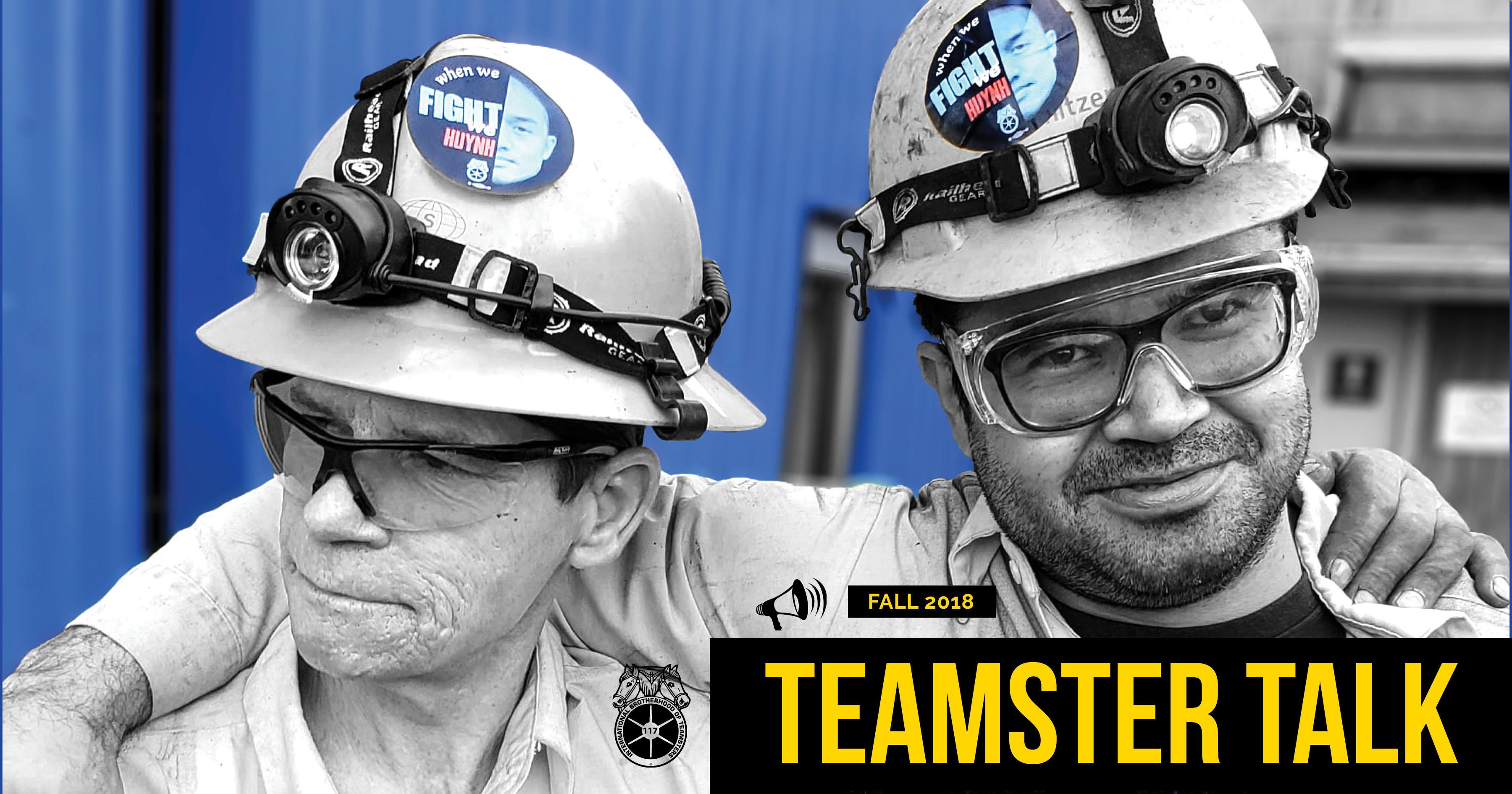 Teamster Talk image