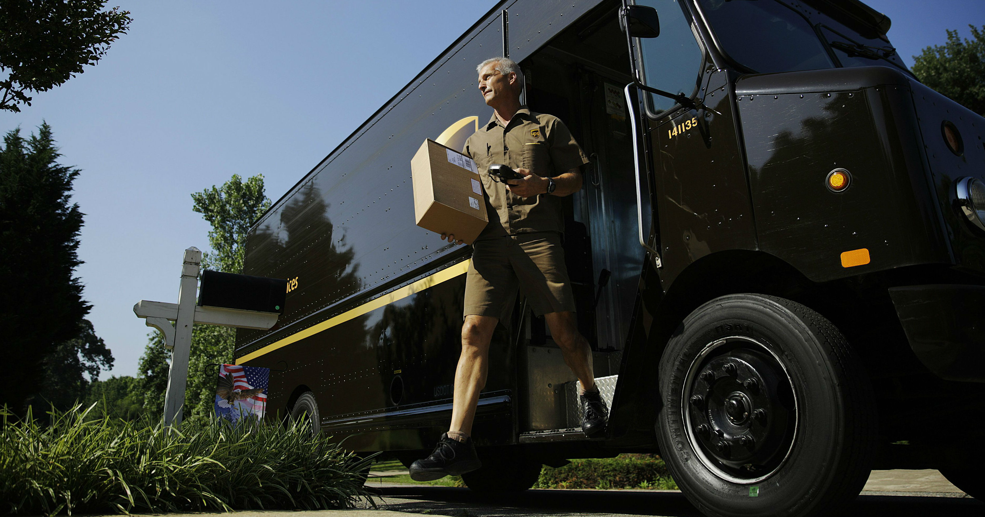 Move Over Uber, Here Comes UPS - Teamsters for a Democratic