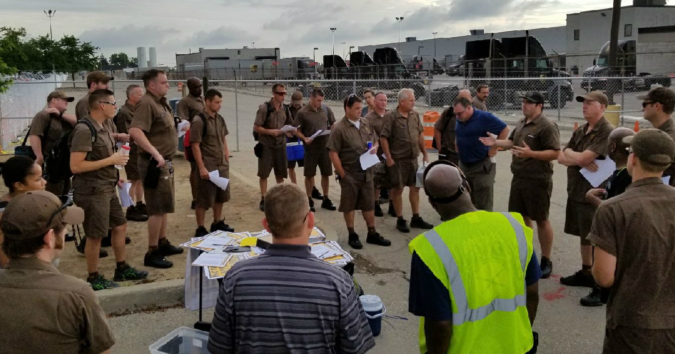 What's Next for UPSers Who Voted No? - Teamsters for a