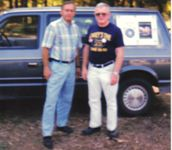 Sam Talbert and Ron Carey Campaign in Mississippi