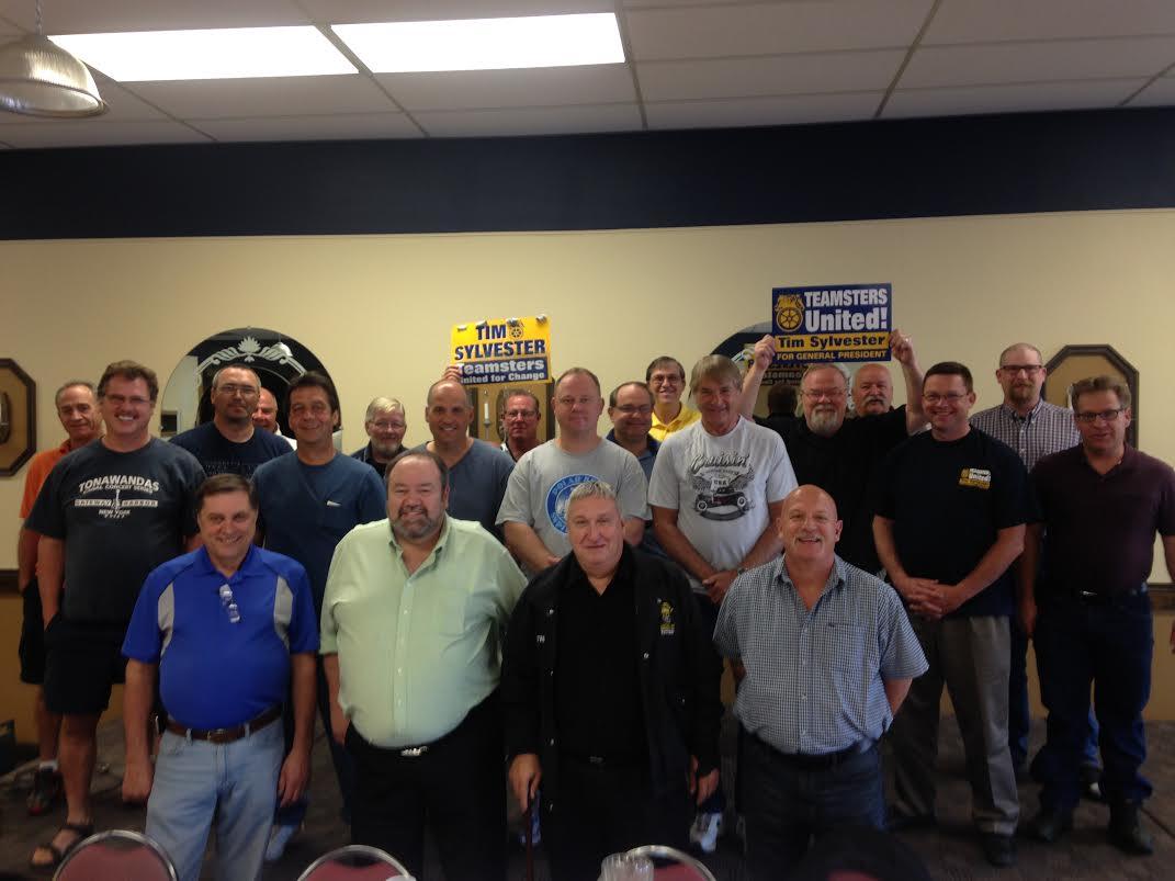 Buffalo Group Photo