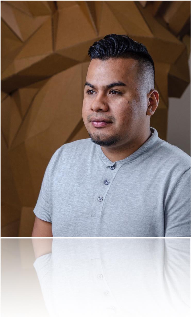 Headshot of Yosimar Reyes