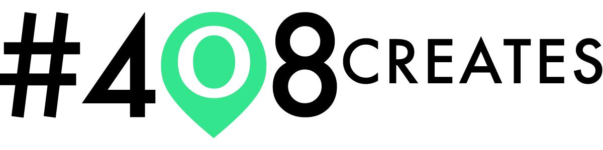 #408Creates logo