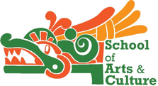 School of Arts and Culture at the Mexican Heritage Plaza logo