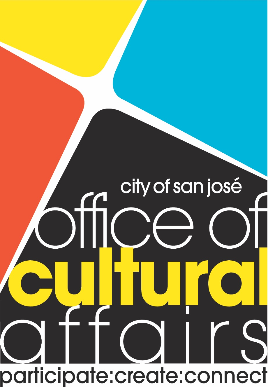 City of San Jose Office of Cultural Affairs logo