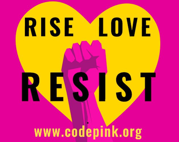 CODEPINK | An action center for the women-led peace organization