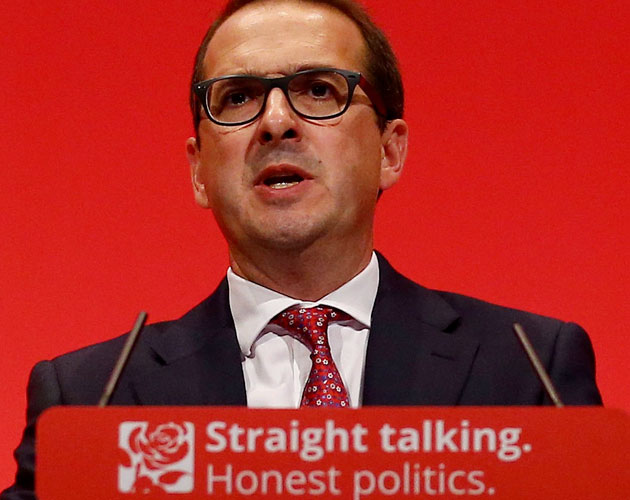 Owen Smith for Labour Leader  | A vision of leadership for the Party