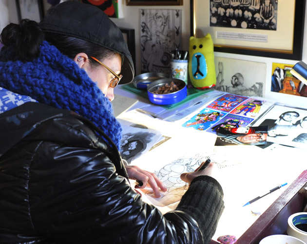 Scottish Artists Union | Improving the working conditions of artists in Scotland.