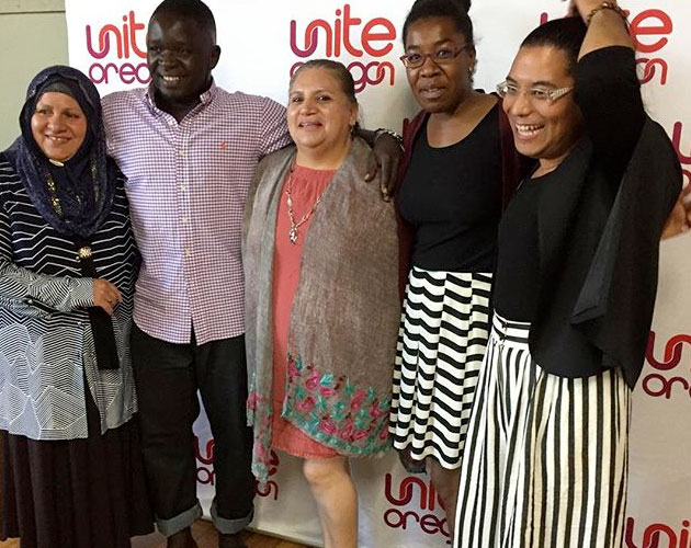 Unite Oregon  | Powering the tools for multi-cultural activists