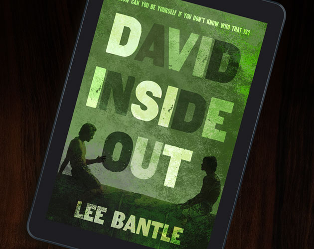 David Inside Out  | A book with a message find passion in its fans