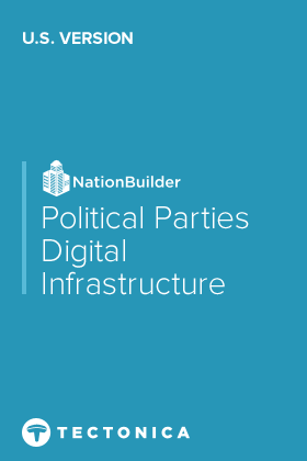 See the full range of possible party implementations using NationBuilder on these graphics.