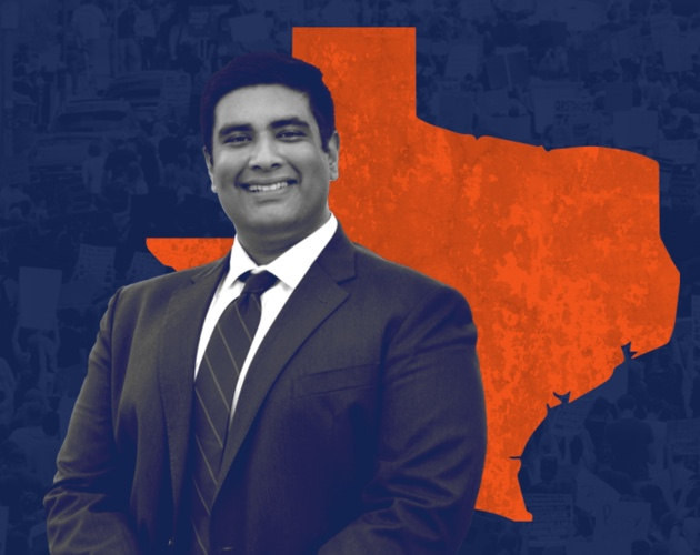 Rish for Texas House