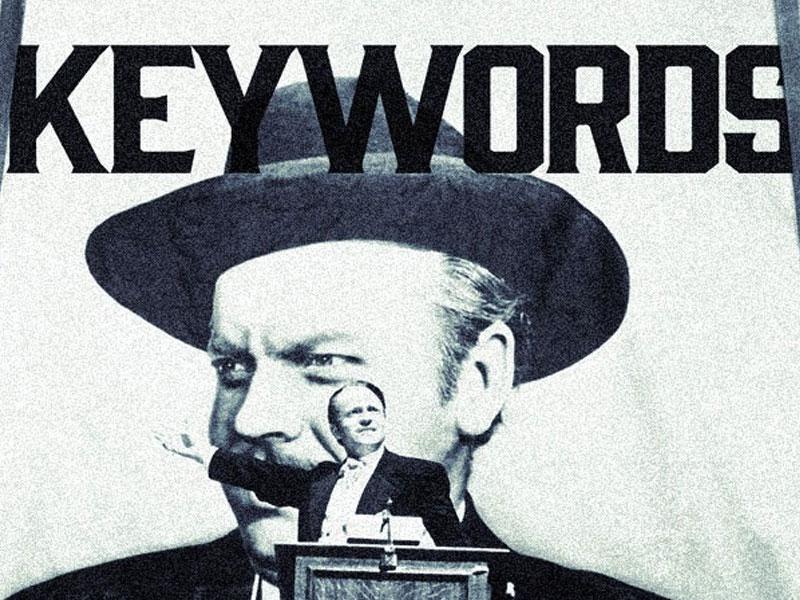 Political SEO Needs to Get Back to Keyword Basics