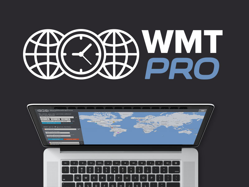 World Meeting Time Pro
