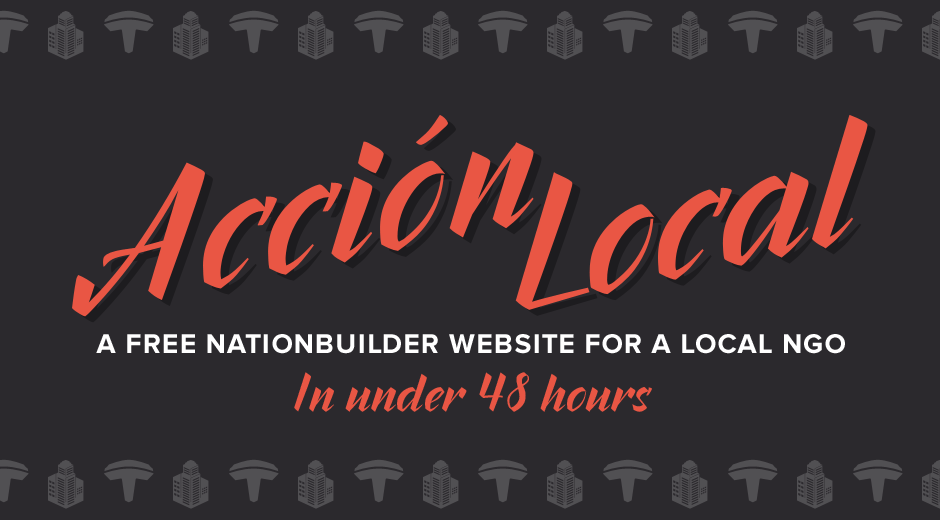 Stepping up to Give Back. Tectonica Reaches Out to Local NGO and Launches New NationBuilder Site