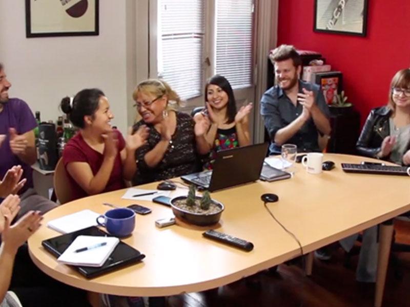Tectónica se abre a la comunidad creando un sitio en NationBuilder para una ONG Argentina completamente gratis