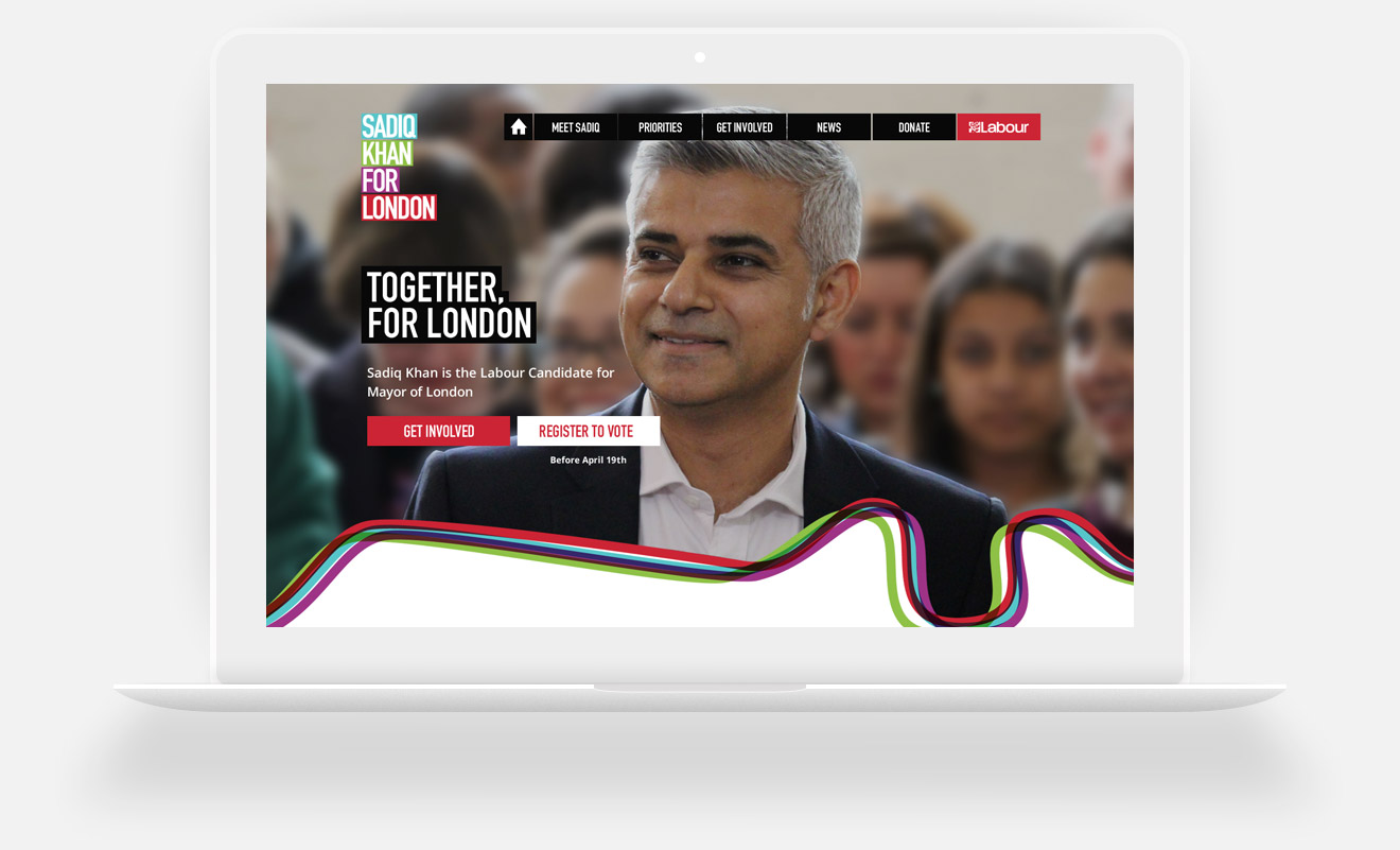 Sadiq Khan for London