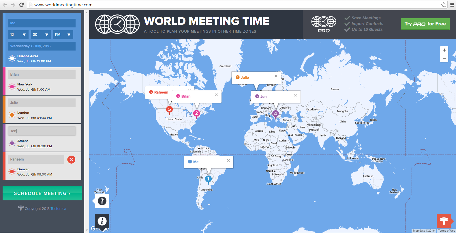 The difficulties of going international: How World Meeting Time can help