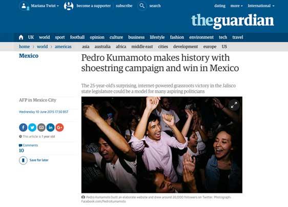 El potencial de NationBuilder en la esfera política latinoamericana