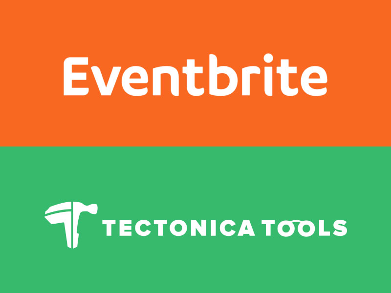 Tectonica Tools: The Eventbrite Connector