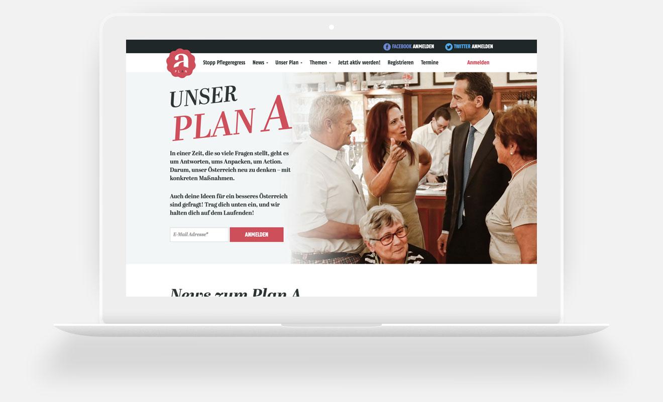 SPÖ - Mein Plan A