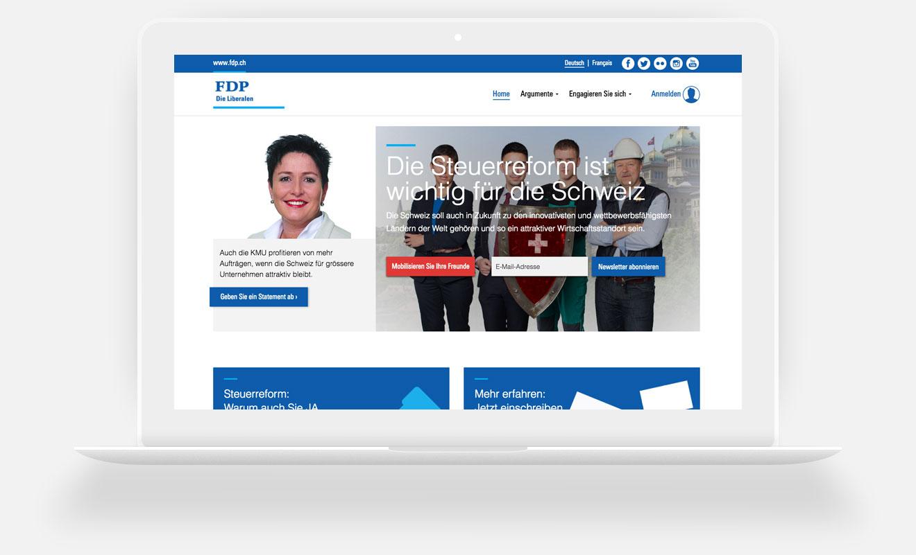 FDP - Die Liberalen