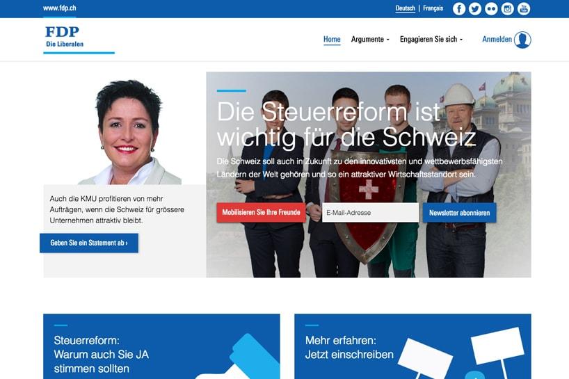 Switzerland's FDP