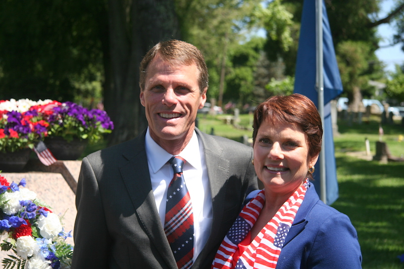Ted & Beth Gaines