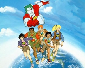 Captain Planet, arbiter of inclusion