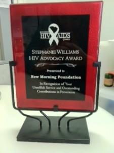 HIV award