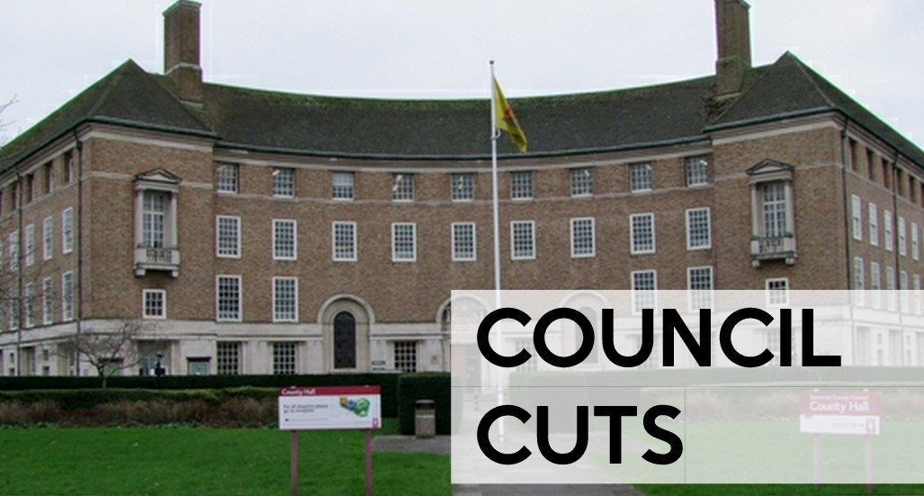 County Lines Up Further Cuts