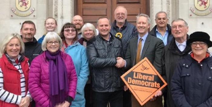 Mike Rigby Joins the Liberal Democrats