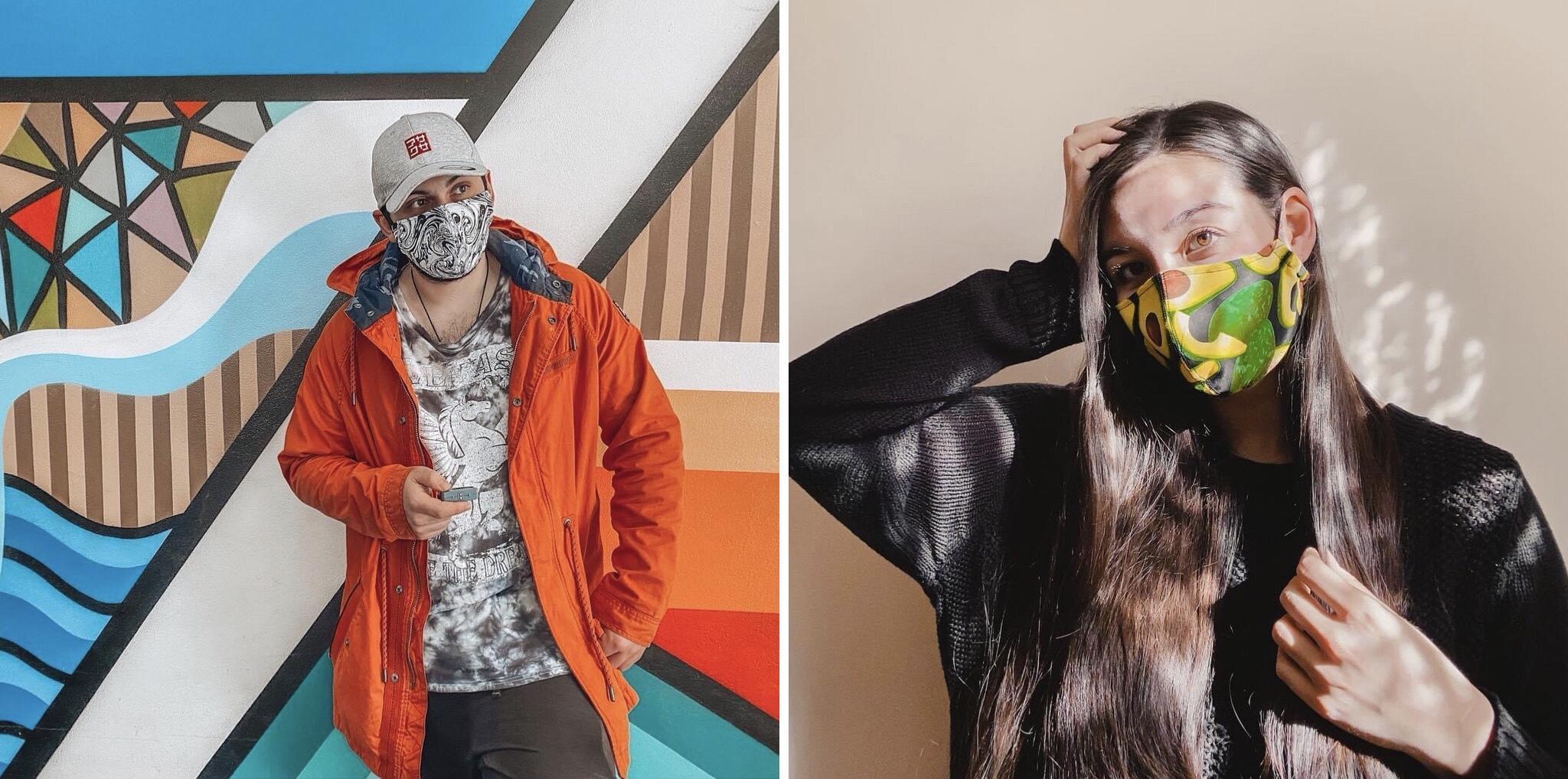 OxyArmour face masks