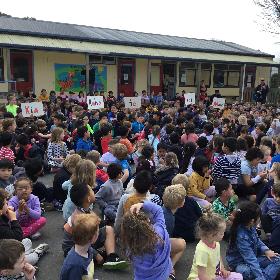 Photo of Johnsonville School Harakeke syndicate - johnsonville
