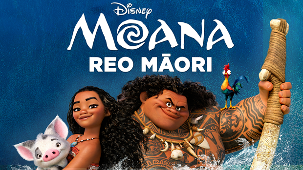 Photo of Johns First Test Blog Post - Have you seen Moana?