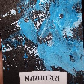 Photo of Caress | Matariki 2021