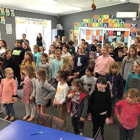 Photo of Amanda - Waitetuna school