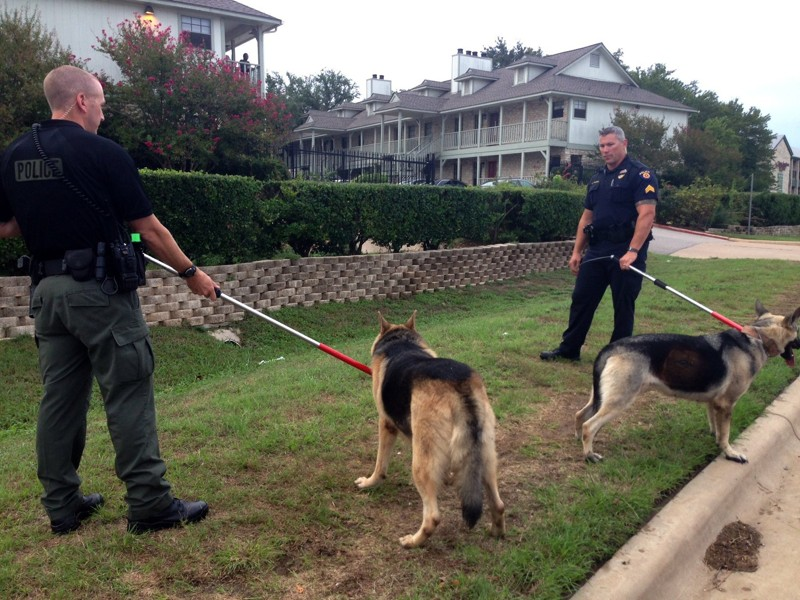 Round Rock's BARK Program Protects Pets and Officers