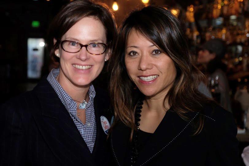 Thea + Fiona MA