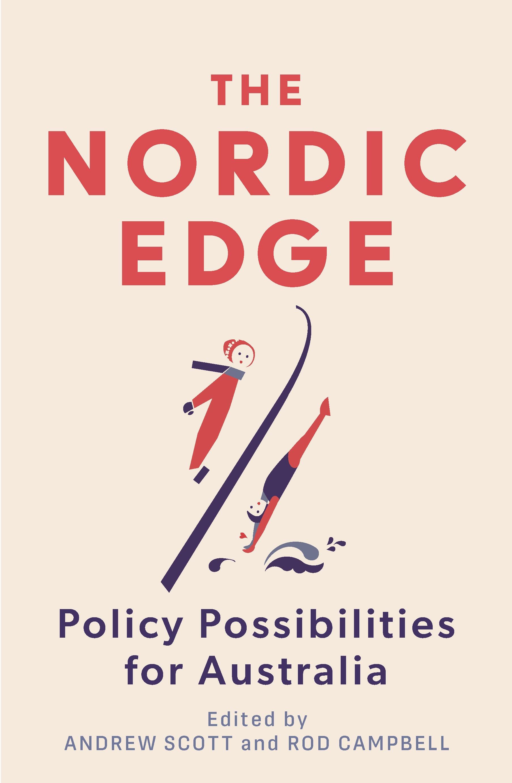 The Nordic Edge book cover