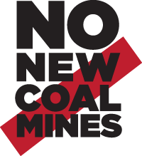 about no new coal mines