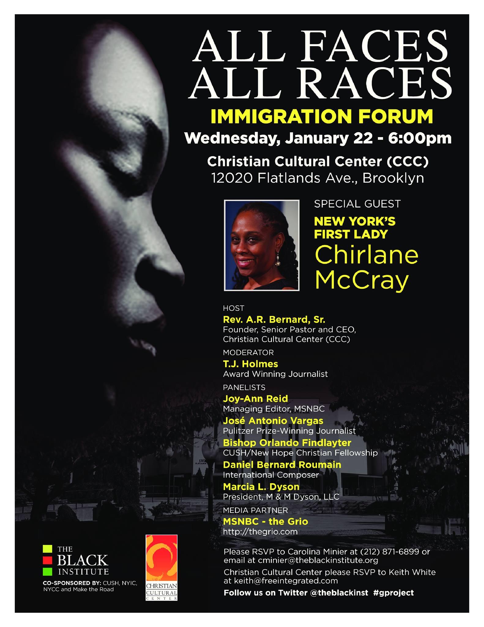 CCC Forum Invite