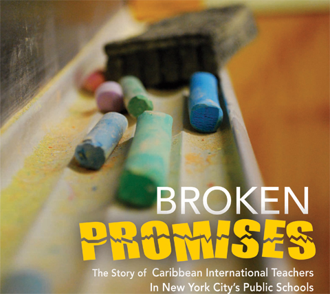 The Black Institute: Broken Promises Campaign